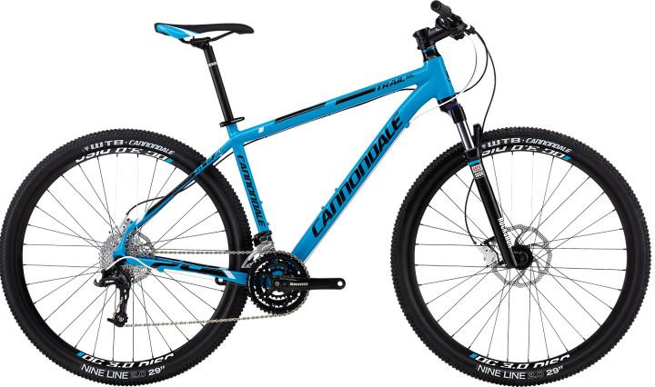 2013 Cannondale Trail SL 29er 2 (blue)