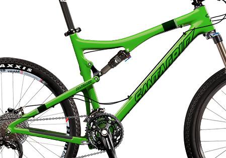 Santa Cruz Blur XC Carbon (green)