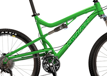 Santa Cruz Superlight (green)