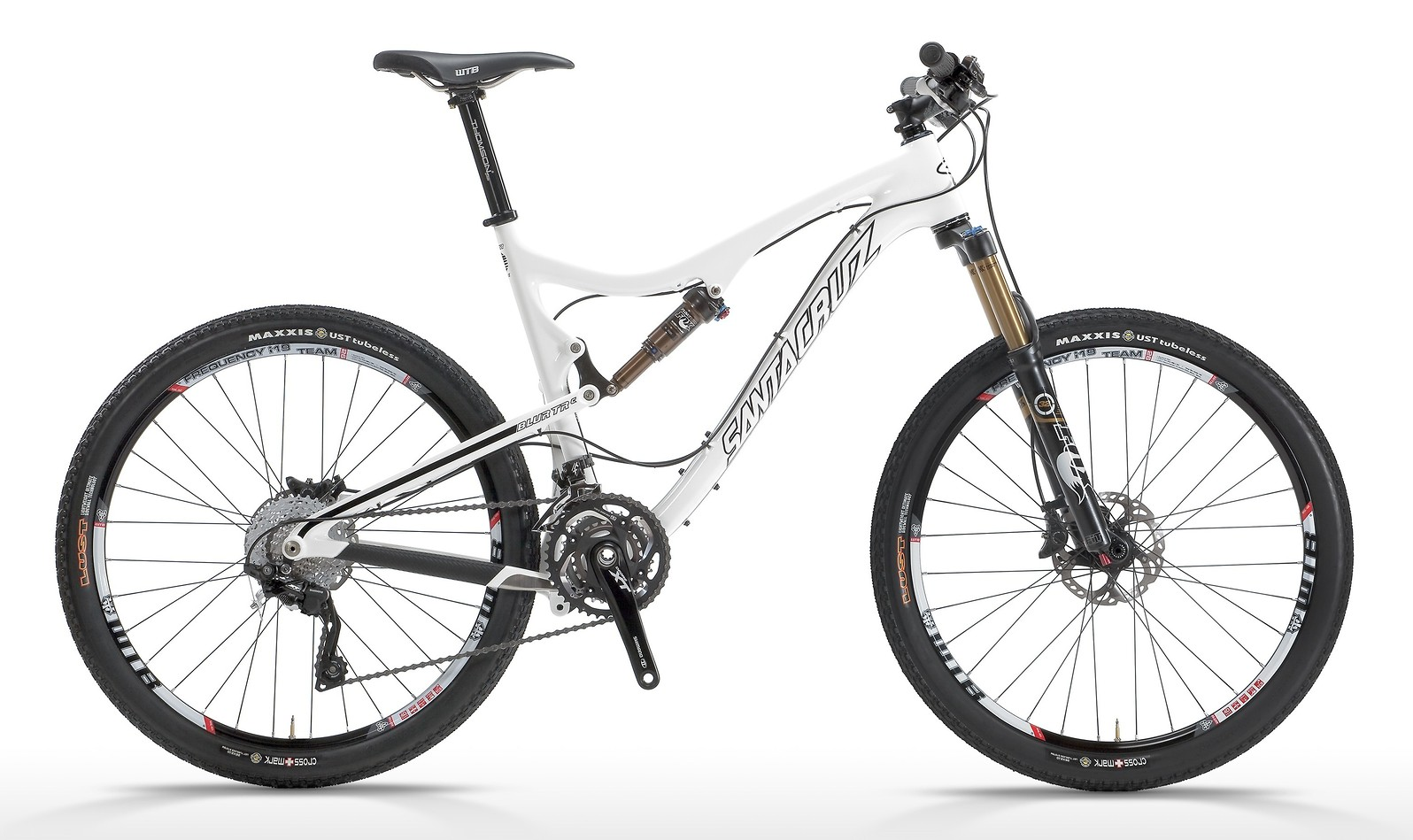 Santa Cruz Blur TR Carbon (2013) Frame - Reviews, Comparisons, Specs ...
