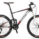 2012 Giant Anthem X 3 Bike