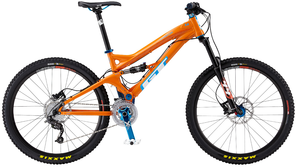 2013 GT Distortion 3.0 Bike bike - GT DISTORTION 3.0