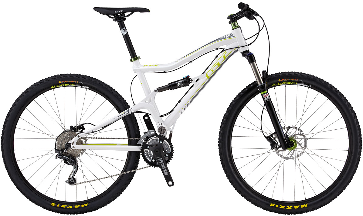 2013 GT Sensor 9R Elite Bike (discontinued) 469d6377d