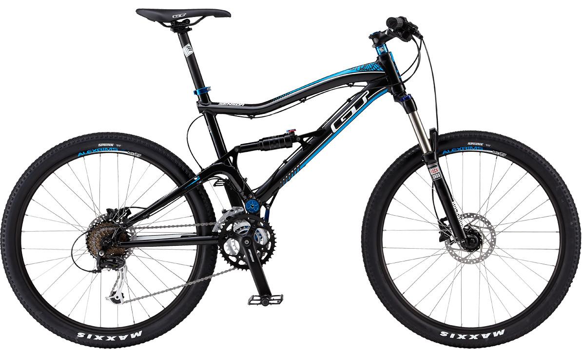 bike - GT SENSOR 4.0