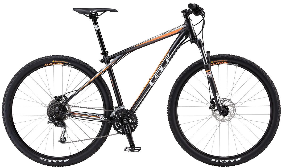 bike - GT KARAKORAM 2.0 (grey)