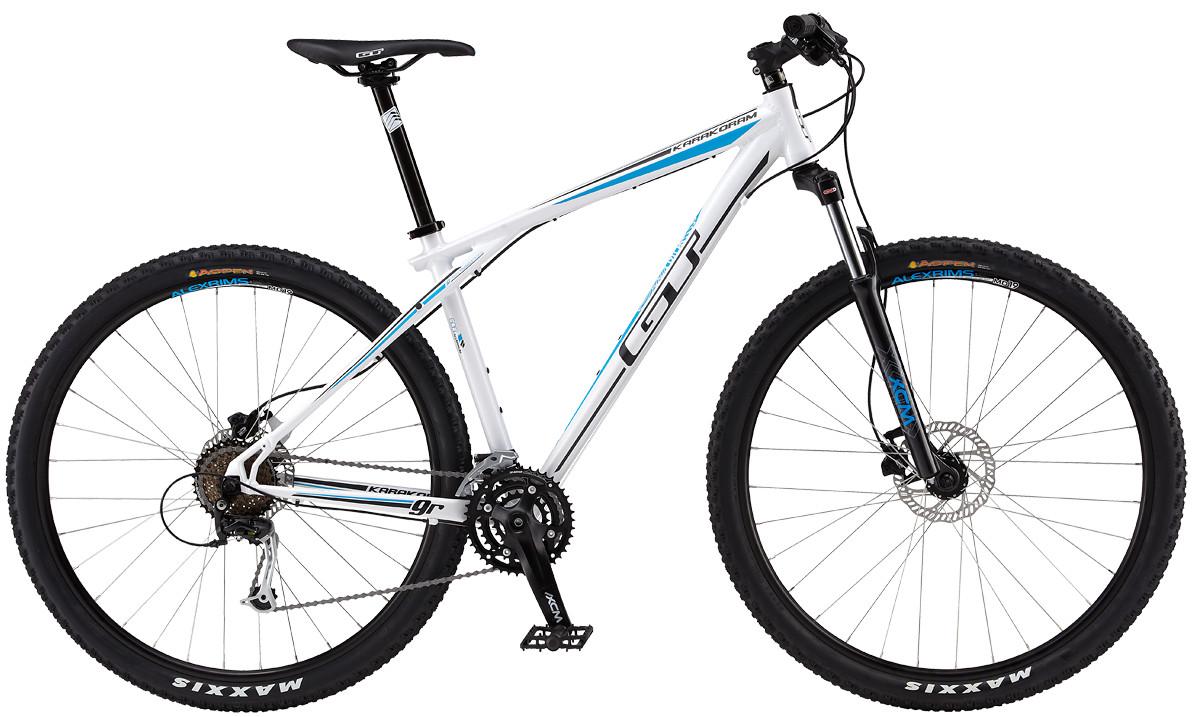 Continental Bicycle Tires >> 2013 GT Karakoram 3.0 Hydr Bike - Reviews, Comparisons ...