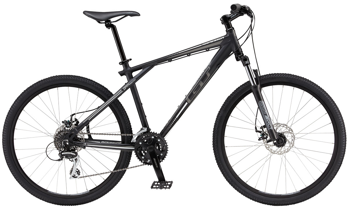 bike - GT AGGRESSOR 1.0 (black)