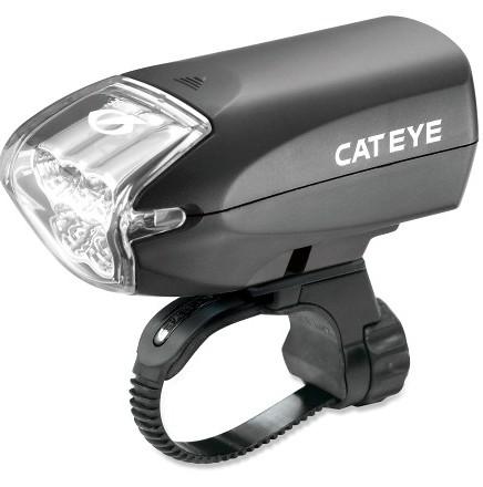 Bike Light Reviews >> Cateye Hl El220 Front Bike Light Reviews Comparisons Specs