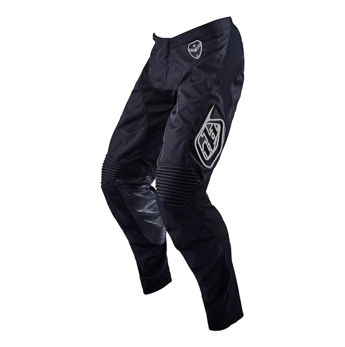 TLD SE Moto Pant - Starburst Black