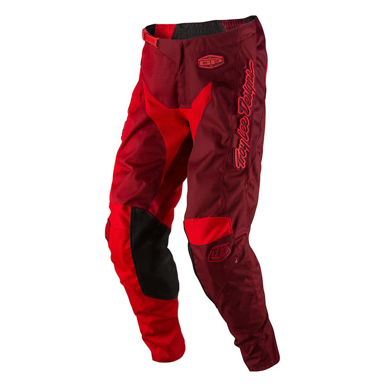 TLD GP Moto Pants - 50:50 Red