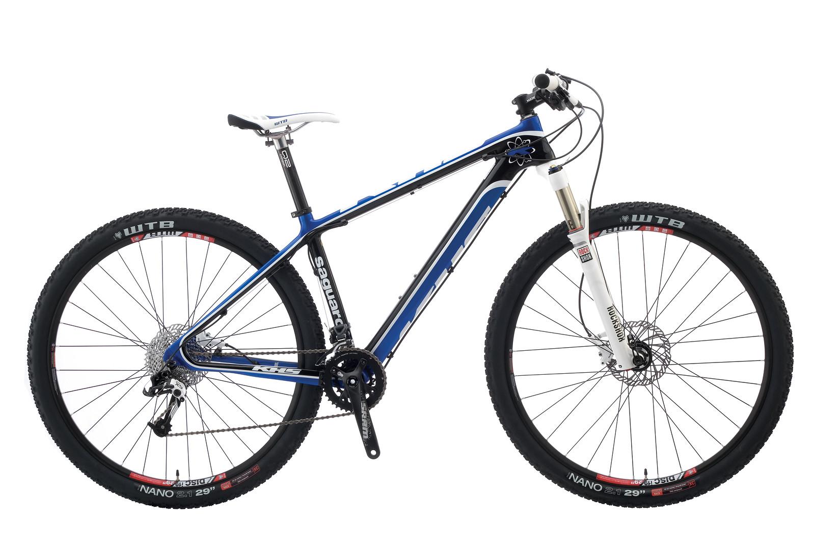 2013 KHS Saguaro Bike 2013 Saguaro Blue