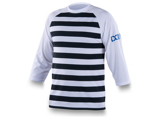 Dakine Stripes 3/4 Sleeve Riding Jersey dakine-jersey