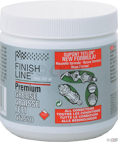Finish Line White Grease