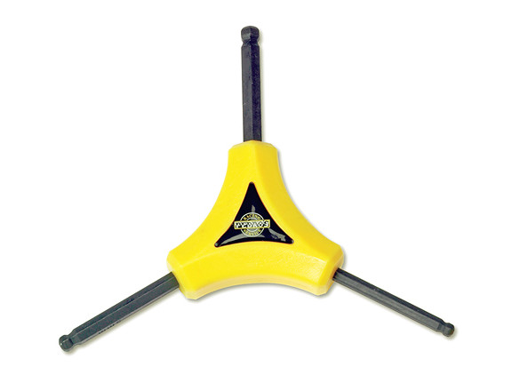 Pedro's Y Wrench  Y Wrench - 4,5,6 w:ball