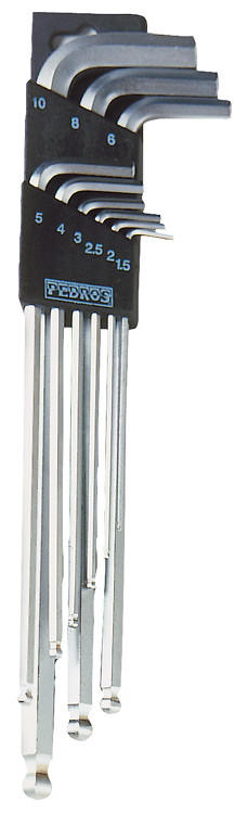 Pedro's L Hex Wrench Set - 9 Piece  tl602d05.jpg