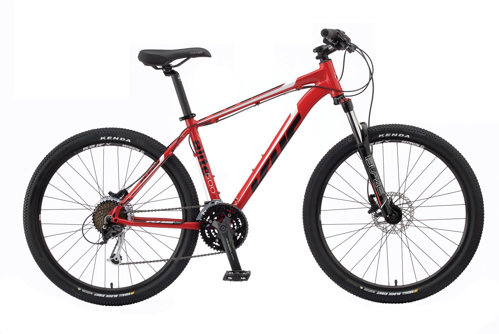 2013 KHS Alite 500 Bike 2013 Alite 500 - Red