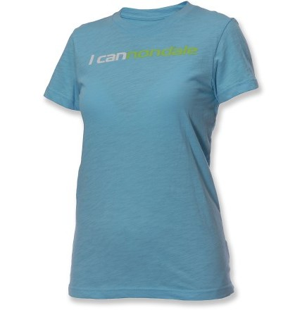 Cannondale I-Can T-Shirt - Women's - 2010 Closeout - Reviews