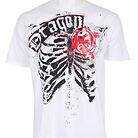 Dragon Haggard Heart T-Shirt White