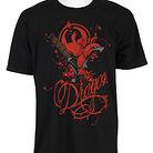 Dragon Sacrifice T-Shirt Black
