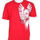 Dragon Phantom T-Shirt Red