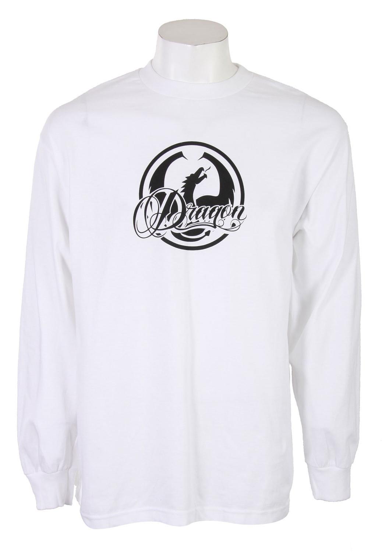 Dragon Double Up L/S T-Shirt Shirt White  dragon-doubleup-ls-wht-10.jpg
