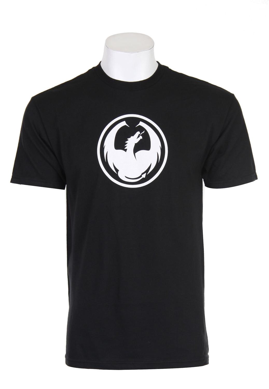 Dragon Icon T-Shirt Black  drag-icon-t-blk-10.jpg