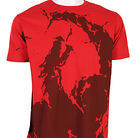Dragon Lord Lister T-Shirt Dark Red