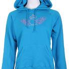 Dakine Heartbreaker Hoodie Turquoise