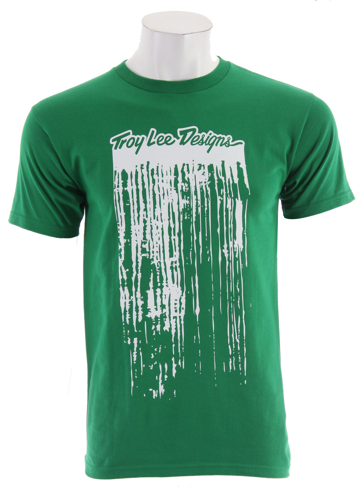 Continental Bike Tires >> Troy Lee Designs Paint Drips T-Shirt Kelly Green - Reviews ...
