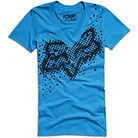 Fox Racing Riders Co Finish Line T-shirt - Womens Maui Blue