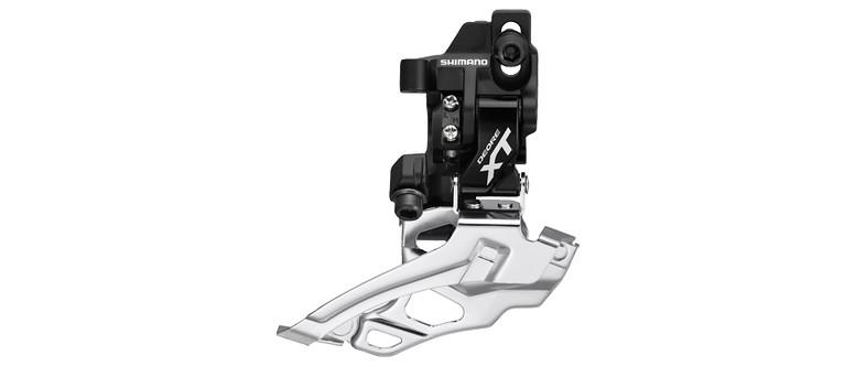 Shimano XT FD-M786-D Front Derailleur (2x10-Speed)