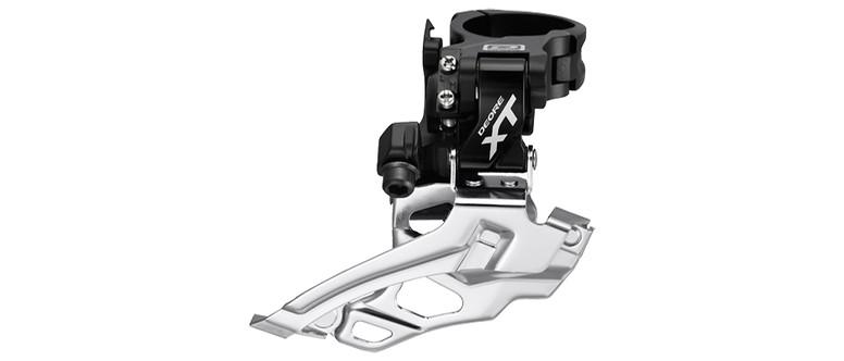 Shimano XT FD-M786 Front Derailleur (2x10-Speed)