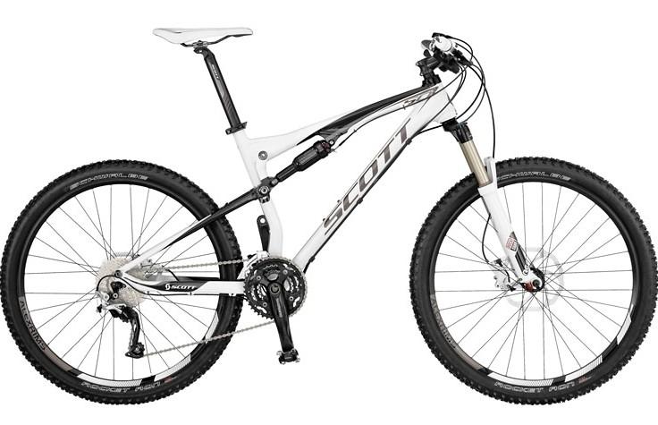21ece64442d 2012 Scott Spark 50 Bike - Reviews, Comparisons, Specs - Mountain ...