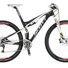 2012 Scott Spark 29 RC Bike