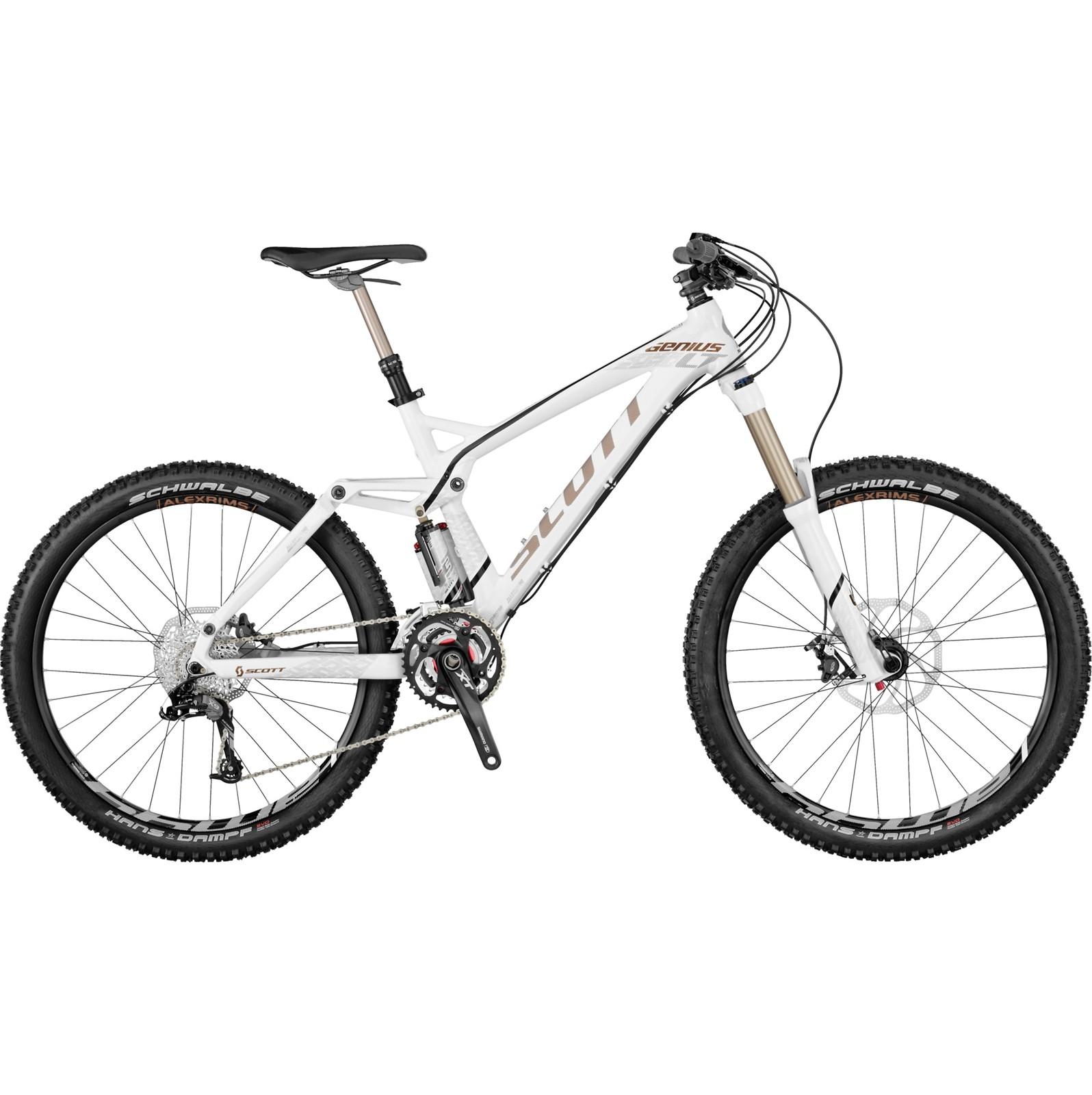 2012 Scott Genius LT 30 Bike 221736