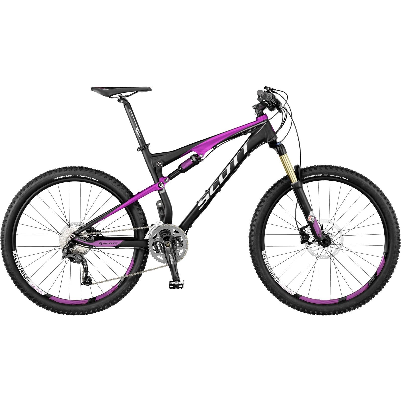 2012 Scott Contessa Spark Bike 221780