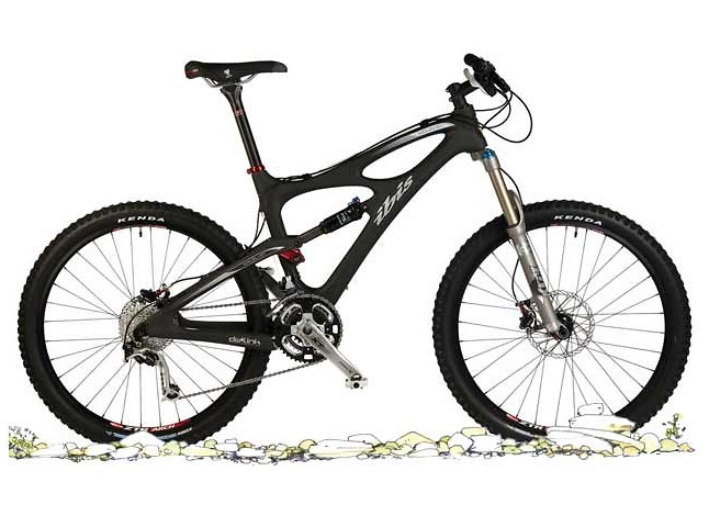 2012 Ibis Mojo SL XO Bike 2011-ibis-mojo-sl