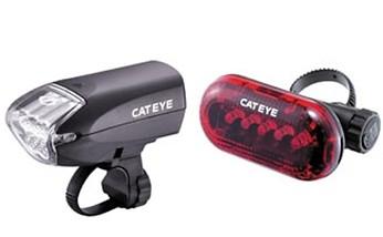Cateye EL-220/LD-150 Light Set - Reviews, Comparisons, Specs