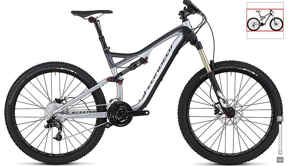 2012 Specialized Stumpjumper FSR Comp EVO Bike Screen shot 2011-12-21 at 12.45.15 PM