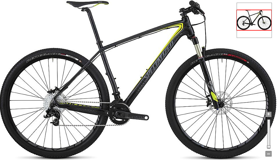 2012 Specialized Stumpjumper Expert Carbon EVO R 29 Bike Screen shot 2011-12-26 at 4.58.01 PM