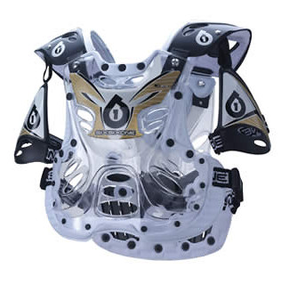 SixSixOne Defender 2.5 Chest Protector  pg310a04clear.jpg