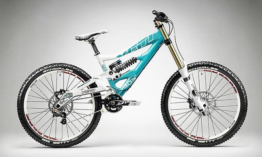 Mountain Bike Frame Protection
