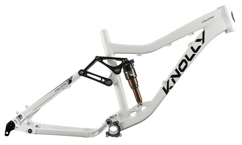 Knolly Chilcotin Frame (white)