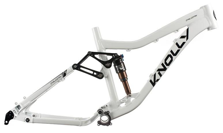 Knolly Chilcotin Frame (white)