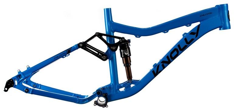Knolly Chilcotin Frame (blue)
