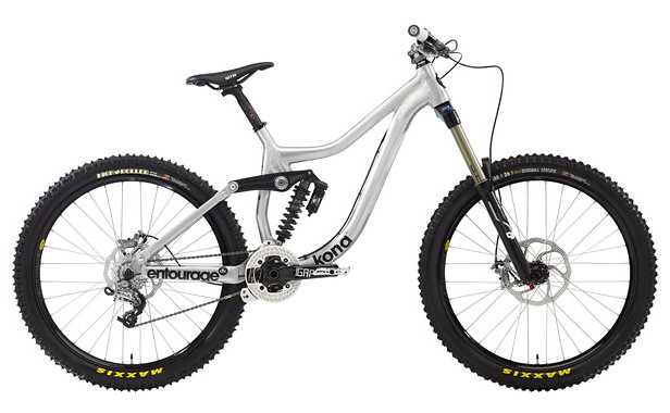 f2260659fca 2012 Kona Entourage Deluxe Bike - Reviews, Comparisons, Specs ...