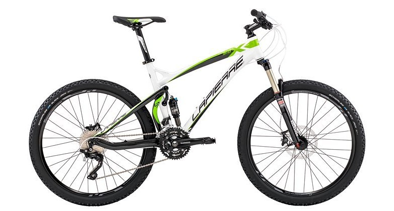 2013 Bike - Lapierre X-Control 310