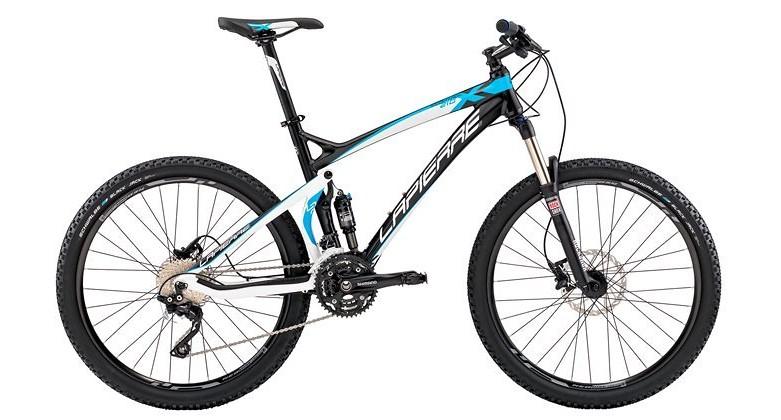 2013 Bike - Lapierre X-Control 210