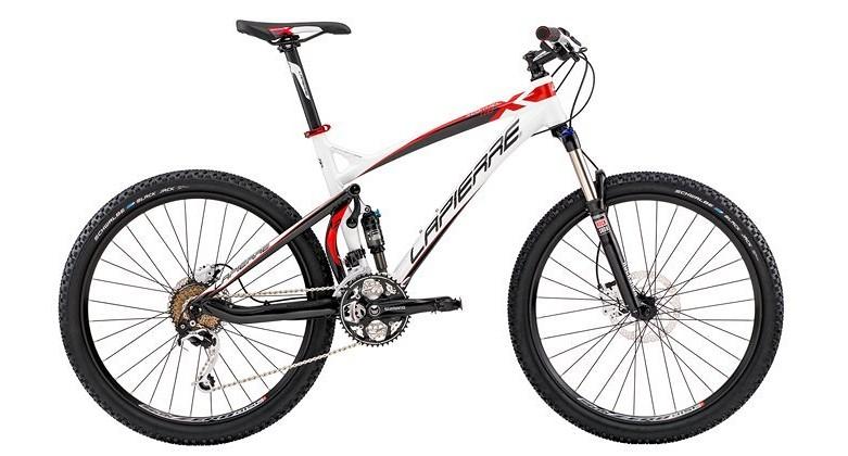 2013 Bike - Lapierre X-Control 110