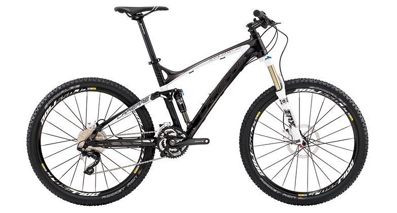 2013 Bike - Lapierre X-Flow 412